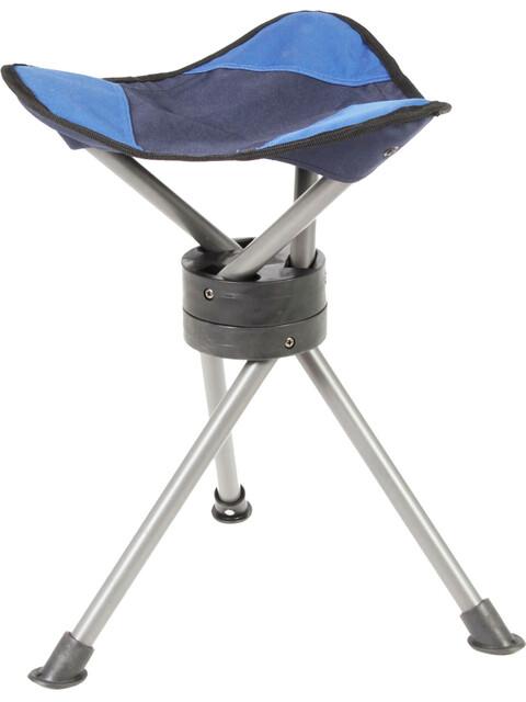 Brunner Roto Campingstol blå